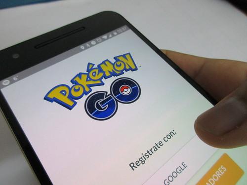 Pokémon GO by edowoo, on Flickr