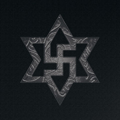 six pointed star | square swastika #6 (synartisis) Tags: square star symbol swastika hexagram six pointed raelian