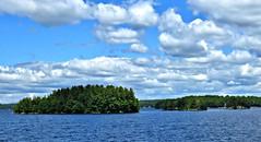 Muskoka Lake, Muskoka Cruise, ON (Snuffy) Tags: cruise ontario canada lakemuskoka ladymuskoka level1photographyforrecreation