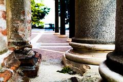 IMG_0545 (cinzia.virgilio) Tags: panorama torino design castello antico architettura rivoli colonne prospettiva