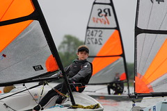 2661 (JamesOakley123) Tags: blue water sport sailing josh rs tera