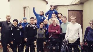 Open Water Diver Course Ireland