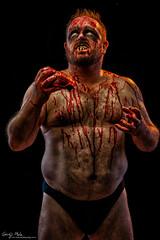 More blood 'n guts! (sengsta) Tags: studio zombie horror undead blood guts