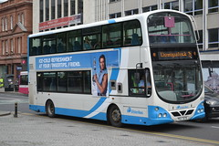 Translink Ulsterbus 2275 PEZ7275 (Will Swain) Tags: belfast 8th june 2016 bus buses transport travel uk britain vehicle vehicles county country northern ireland balfast city centre translink ulsterbus 2275 pez7275 pez 7275