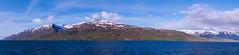 Sailing Eyjafjordur - 20150725 - 203533-Pano (andyshotts) Tags: is iceland northeast eyjafjordur