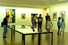 At the museum (pedrosimoes7) Tags: portugal museum museu lisbon muse algs camb artgalleryandmuseums ecoledesbeauxarts centrodeartemodernamanueldebrito parqueanjos artsandliteraturesexposition