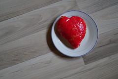 Herz (MaretH.) Tags: cake heart valentine herz valentinstag gebck