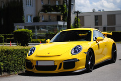 Porsche 911 (991) GT3 (MarcoT1) Tags: 50mm austria sterreich am nikon 911 porsche 991 gt3 velden wrthersee d3000 sportwagenfestival