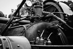 The Chief. (ian.emerson36) Tags: old traction engine historic steam powerful workhorse