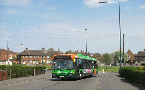 NCT 531, Birchover Road, Bilborough, Nottingham