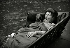 a face at peace (yorktone) Tags: poverty street york boy portrait england blackandwhite bw woman white man black colour london art girl monochrome face rain gardens bench boer lumix photography sadness book pier hands memorial war peace cole britain candid yorkshire fear politics homeless protest may streetphotography documentary