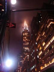 New York (View of the Chrysler Building,from Lexington Avenue) (Netty 78) Tags: newyork skyscraper manhattan midtown nights chryslerbuilding 2012 lexingtonavenue