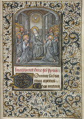 London BL Yates Thompson 4 fol-35 (petrus.agricola) Tags: london library medieval illuminated british creator manuscript pentecost veni spiritus
