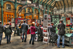 Apple Market II (GreasyJoe) Tags: greatbritain england london market coventgarden hdr marketstalls applemarket coventgardenmarket photomatix tonemapped tonemapping handheldhdr canoneos600d