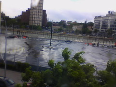 Record by Always E-mail, 2013-05-25 17:46:40 (atlanticyardswebcam03) Tags: newyork brooklyn prospectheights deanstreet vanderbiltavenue atlanticyards forestcityratner block1129