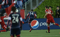 Diego Fagundez vs. Toronto FC (nerevolution) Tags: soccer revs revolution approved mls majorleaguesoccer newenglandrevolution