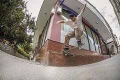 Ketur - crooked grind (Rajkosk8) Tags: street skateboarding serbia ledge marble belgrade beograd srbija knez mihajlova rajkosk8