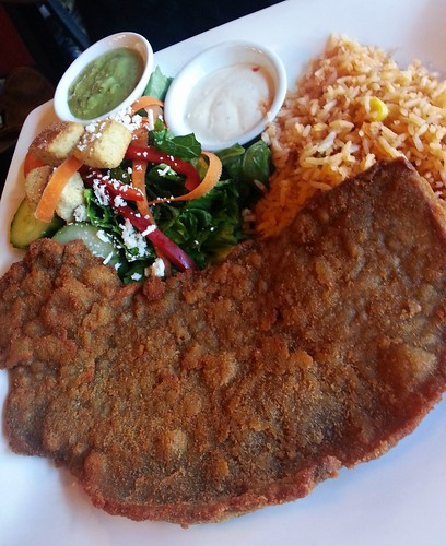 Salsa and Agave (Yaletown) - Milanesa