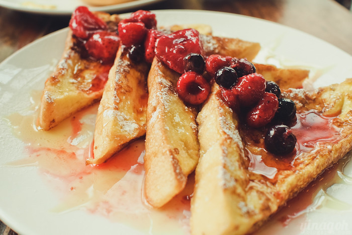 Choupinette French Toast