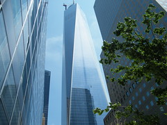 The New World Trade Center, Lower Manhattan, New York City (lensepix) Tags: newyorkcity worldtradecenter modernarchitecture lowermanhattan newworldtradecenter newyorkarchitecture