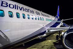 BOA 737-300 (www.daniellobophotography.com) Tags: fly aviation flight cockpit boa captain boeing plain pilot 737