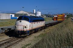 NJ M17 (tog-i-danmark) Tags: gm eisenbahn railway dnemark mx generalmotors nohab my jernbaner nordjyskejernbaner