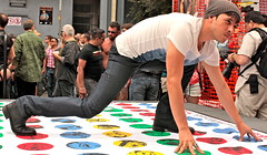 twisting with steamworks, dore alley, san francisco (2013) (mendolus shank) Tags: city true alley san francisco you we sin rise twister steamworks powerful shall dore shank letsdance tonightaway mendolus letsdancetonightaway