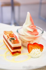 Sfree Healthy Dessert Cafe: Parferio (simplificity) Tags: cake dessert candy sweets parfait  sfree