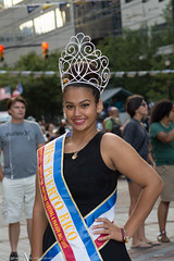 SPV_4752 (Medic 1688) Tags: usa beautiful jerseycity puertorico nj goya exchangeplace boriqua puertoricandayparade misspuertorico beautifullatinawomen 2013misspuertorico goyasnearkers