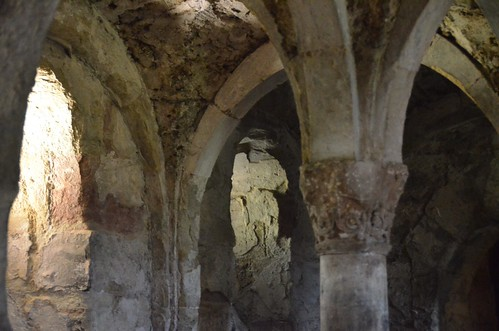 Memleben (Saxe-Anhalt), crypte de l'abbatiale - 26