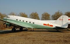 DSC_0795e (Proplinerman) Tags: aircraft dc3 dakota airliner c47 5070 li2 lisunov propliner chinaaviationmuseum chineseairforce datangshan lisunovli2