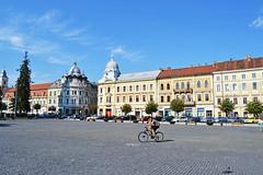 Main square Kolozsvr / Cluj-Napoca, Transylvania (toma foto) Tags: outstandingforeignphotographersvisitingromania