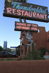 Home made pies (Mike and Dee Brown) Tags: girls food restaurant utah lodge pies bryce zion thunderbird