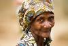 (Surely) The World's Best Pygmy Granny (Universal Stopping Point) Tags: portrait woman smile village dancing traditional headscarf tribal elderly grin uganda tribe twa pygmy headwrap batwa nearsemulikinationalpark