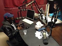 Entrevue  l 'mission de radio Rap Style le 9 octobre 2013 (cassetete1000) Tags: radio rap musik franais demented 819fm