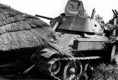 """Tank T-34 (94) • <a style=""""font-size:0.8em;"""" href=""""http://www.flickr.com/photos/81723459@N04/10322616725/"""" target=""""_blank"""">View on Flickr</a>"""