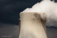 20090719_9 (Zalacain) Tags: energy europe belgium smoke powerplant vapor doel