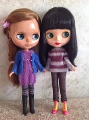 Monika & Arisha