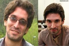 آرش صادقی: تا ۲۰ مهر در بند های ۲۰۹ و ۲۴۰ زندانی بودم آرش صادقی در مصاحبه با روزآنلاین: تا ۲۰ مهر در بند های ۲۰۹ و ۲۴۰ زندانی بودم میگوید از دی ماه سال ۹۰ که برای چندمین بار بازداشت شد تا ۲۰ مهر ماه امسال در بند ۲۰۹ زندان اوین و در مقطعی از این مدت، در بن (Free Shabnam Madadzadeh) Tags: green love poster photo iran empty seat political pic ایران campaign arman sabz سبز سیاسی صندلی خالی زندانی کمپین zendani کبک jonbesh kabk22 آگاه