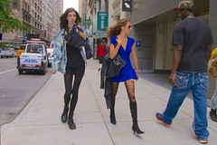 newyork stockings sunglasses fashion streetsofnewyork everyblock