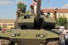 """Leopard 2E (46) • <a style=""""font-size:0.8em;"""" href=""""http://www.flickr.com/photos/81723459@N04/10455185055/"""" target=""""_blank"""">View on Flickr</a>"""