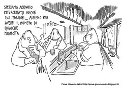 Intercettati! (Livio Bonino) Tags: escort intercettazioni mignotte