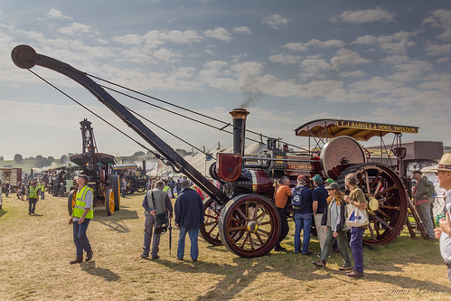 Traction Engine - Steam Crane