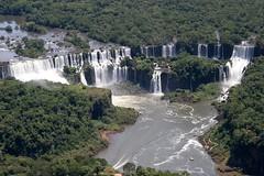 FallsAbove14 (marcwiz2012) Tags: brazil southamerica water landscape waterfall fromabove iguazu iguacu iguassu fozdoiguacu scenicflight