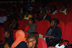 Participants during the employers mtg at USIU