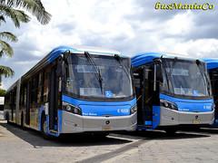 6 1059 Viação Cidade Dutra (busManíaCo) Tags: brazil sãopaulo mercedesbenz caio unisul induscar busmaníaco viaçãocidadedutra nikond3100 millenniumbrt o500uda mercedesbenzo500uda