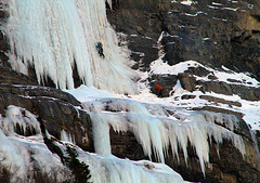 Ice Climb (arbyreed) Tags: winter snow cold ice icicles stairwaytoheaven iceclimbers arbyreed
