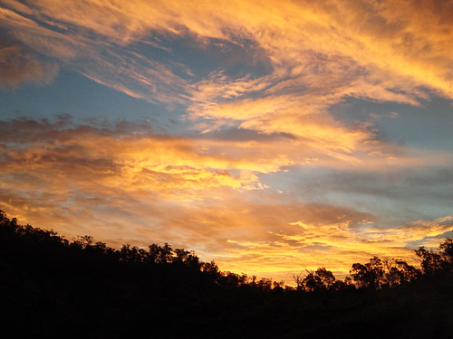 Kosciuszko Sunset