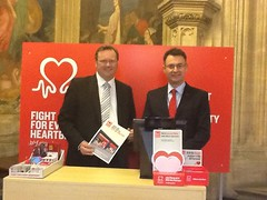 "Stephen Mosley MP visits the pop-up British Heart Foundation shop in Parliament • <a style=""font-size:0.8em;"" href=""http://www.flickr.com/photos/51035458@N07/12325545014/"" target=""_blank"">View on Flickr</a>"