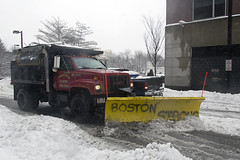 262B4465ES (brianjdamico) Tags: winter snow boston newengland plow bostonma winterstorm northeastern northeasternuniversity bostonstrong